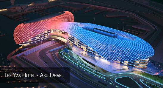 The Yas Hotel - Abu Dhabi